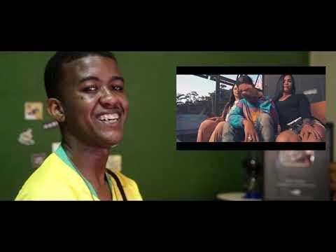 Jhony REACT - Kawe   Sem Tempo Para Sofrer   Prod. Estudio MDB