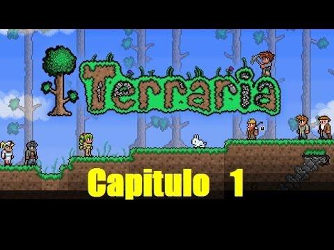 Terraria Coop. Capitulo 1