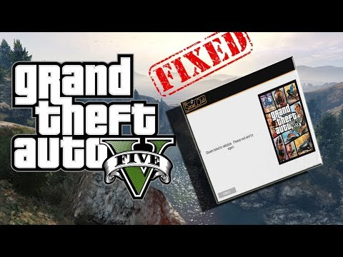 Steam Failed To Initialize  Please Exit And Try Again For Grand Theft Auto V 100% Fix