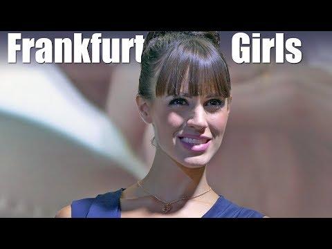 Frankfurt Autoshow Girls