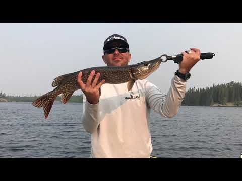 Canadian Fly-In Fishing - 2018