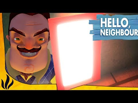 ON VISITE LE NOUVEAU SOUS-SOL ! (Hello Neighbor BETA 3)