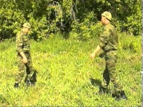 В Харькове будущие офицеры спецназа Нацгвардии преодолели