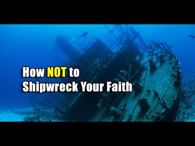 PIRATE GANG: How NOT to Shipwreck Your Faith