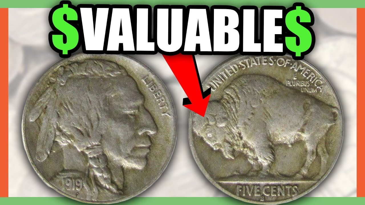 Check Coin Collection For These Rare Nickels Worth Money