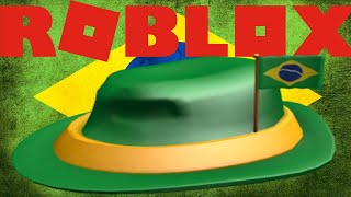 [FREE ITEMS] How to get the International Fedora - Brazil. [ROBLOX]