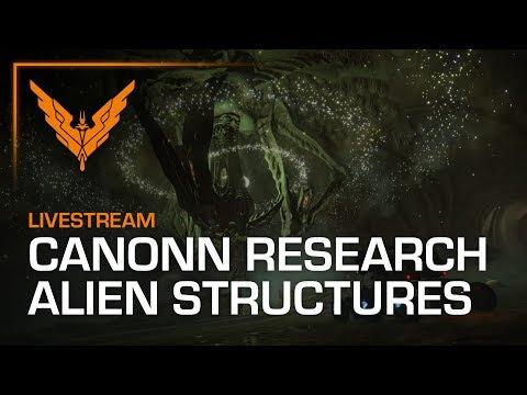 Canonn Research Livestream - Alien Structure Investigation