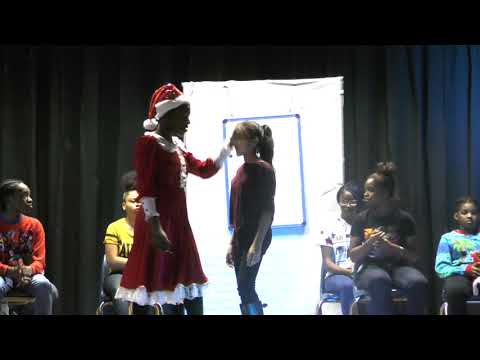 Peshine Avenue School's Holiday Show 2018