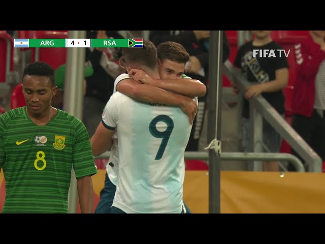 MATCH HIGHLIGHTS - Argentina v South Africa - FIFA U-20 World Cup Poland 2019