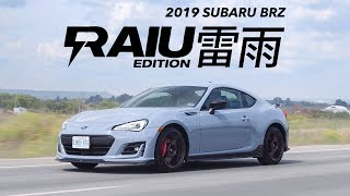 2019 Subaru BRZ RAIU Edition Review - The MOST Expensive BRZ You Can Buy
