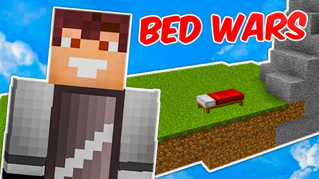 Sztos Bed Wars Z Wojanem Youtube