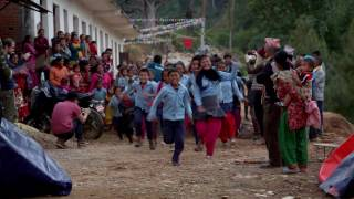 CheapOair.com presents: Lighting Up Nepal, One Child at a Time