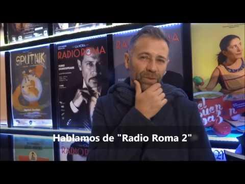 Juan Manuel Bernal en Radio Roma 2