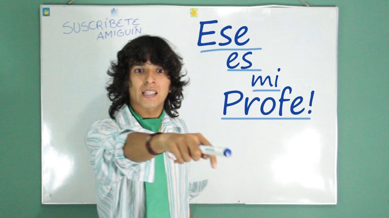 Descargar fotos de profesores