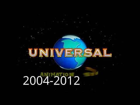Vinhetas universal cartoon studios (1991-2012)