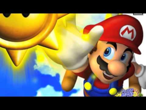 Download Super Mario Sunshine Rom