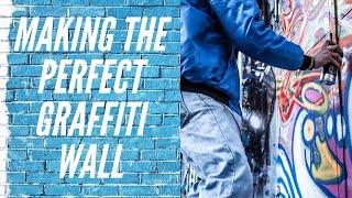 How To Make A Graffiti Wall   Graffiti Tutorial