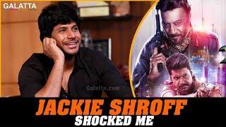 Jackie Shroff Fell at my Feet ! - Sundeep Kishan Interview | Galatta Exclusive | Maayavan | CV Kumar