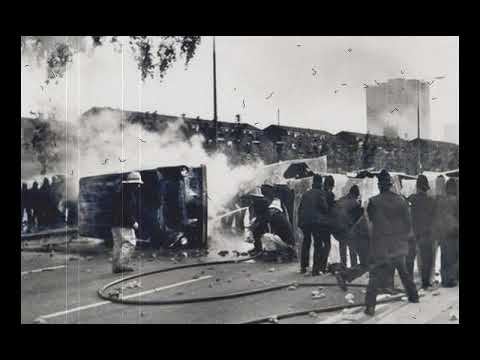 The Toxteth Riot in Liverpool 1981