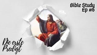 Jesus predigt mit Feuer! // Bible Study