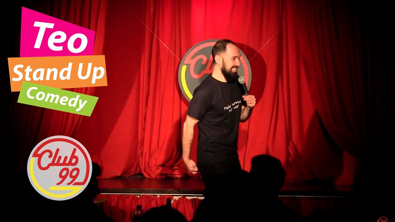 Teo - Caini, pisici si proteste | Club 99 | Stand-up Comedy