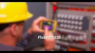 Fluke PTi120 - Pocket size thermal imager