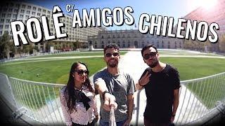 Viagem Chile: o que fazer em Santiago