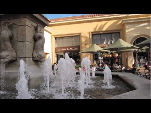 Fashion Island in Newport Beach, Orange County