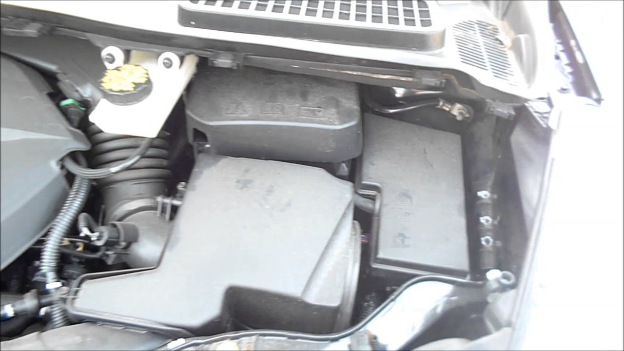 maxresdefault ford escape fuse box locations three youtube 2016 ford escape fuse box locations at bayanpartner.co