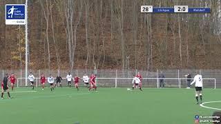 A-Junioren - 2:1 Hassan Dybrill - FV Loechgau gegen FC Astoria Walldorf