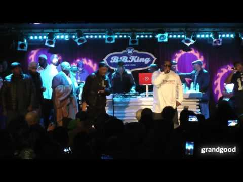 Kool G Rap - Ill Street Blues / Road To The Riches, Live at Juice Crew Reunion Show (12.29.2016)