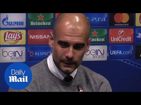 Pep Guardiola praises Messi ahead of Barca Champions league clash - Daily Mail