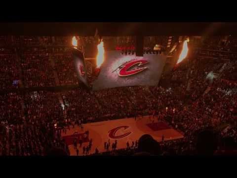 Cleveland Cavaliers 2016-2017 Home Opener Intros