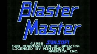 Blaster Master (NES) Music - Area 6
