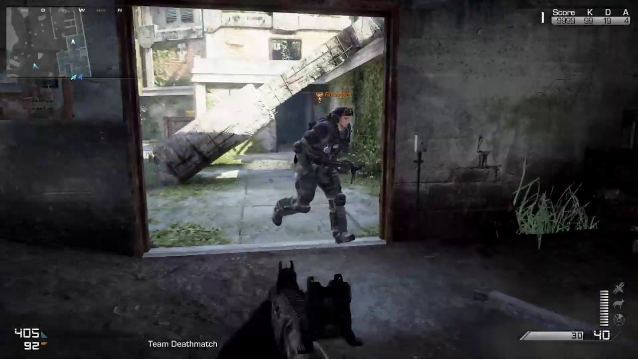 Call of Duty: Ghosts - Custom vs Bots - Live -