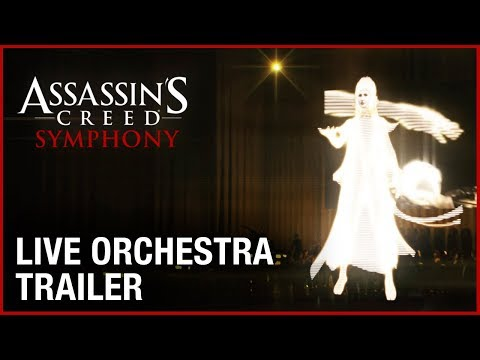 Assassin&39;s Creed Symphony:  Orchestra  Trailer  Ubisoft NA