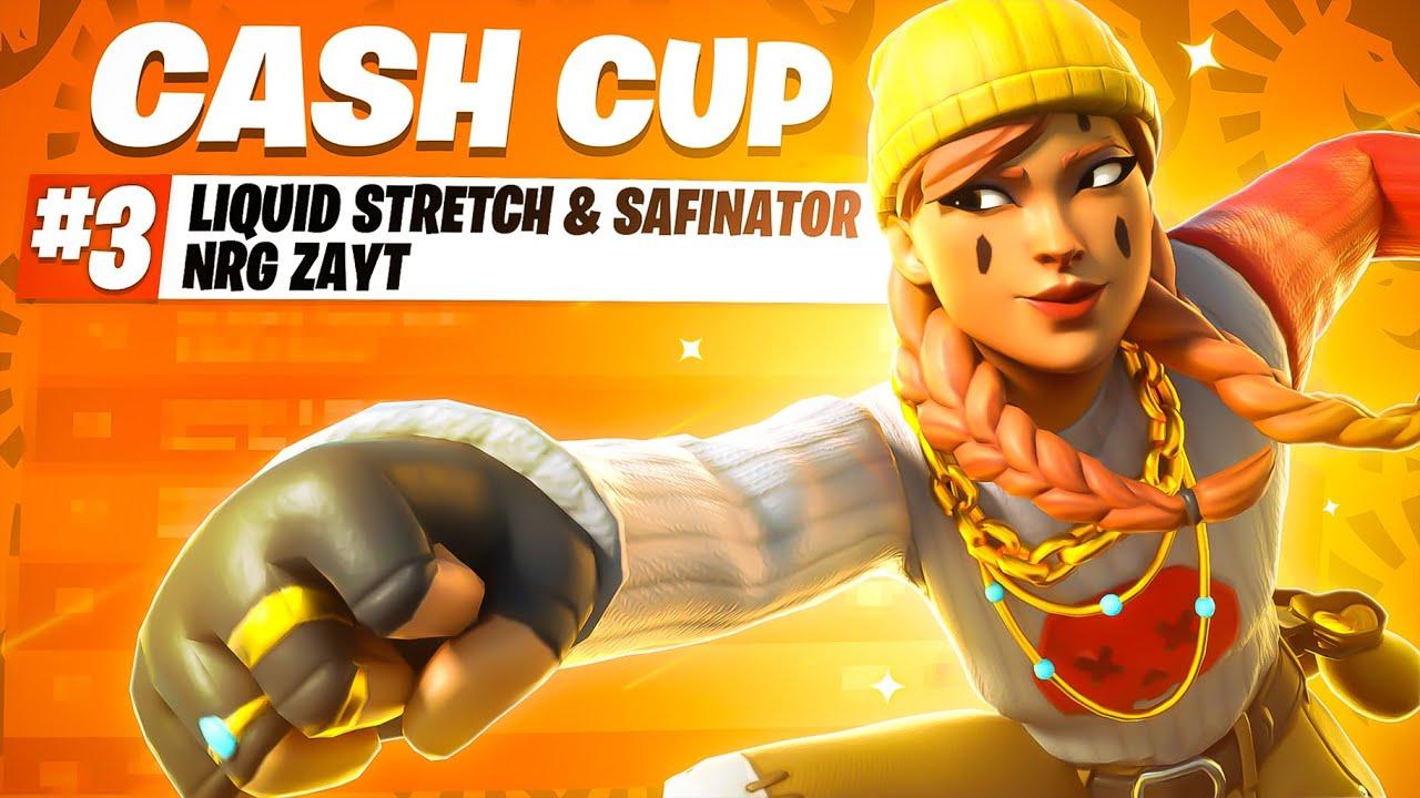 I Got 3RD PLACE in the NAE Cash Cup | Liquid STRETCH