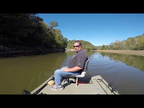 Crappie Fishing Dale Hollow Fall 2019