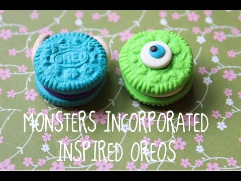 Monsters Inc Cake Tutorial
