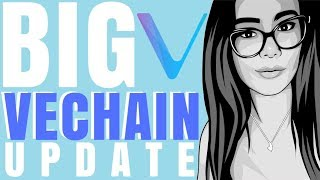 VeChain TOP 10 Altcoin?! VET Price Prediction Upon the MainNet Launch AND Updated Whitepaper!