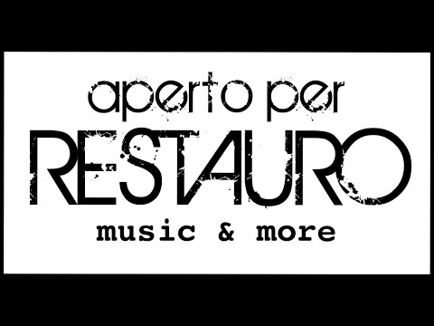 Restauro Band Wedding & Party Live Set Demo