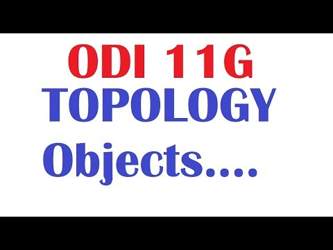 Topology Dataserver, Physical and Logical Schema creation in ODI www.oditraining.com