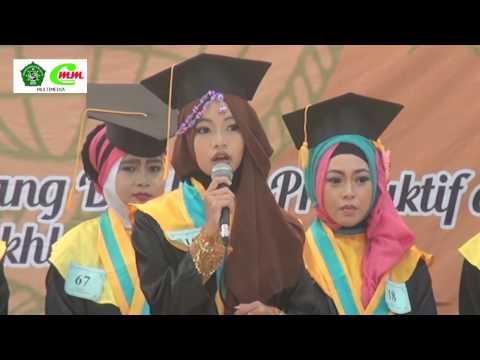 LAGU (MAHA GURU) MEMBUAT DEWAN GURU SMK MA'ARIF NU 03 LARANGAN TERHARU 29 APRIL 2017