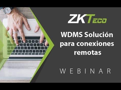 Webinar: WDMS Solución para Conexiones Remotas (27 Oct 2015)