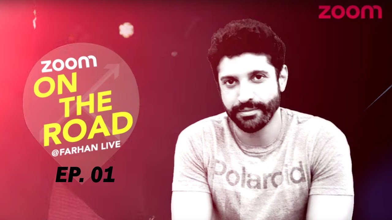 ON THE ROAD With Farhan Akhtar (Zoom TV)