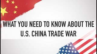 U.S. China Trade War Explained: How Tariffs Work & Impact the Economy
