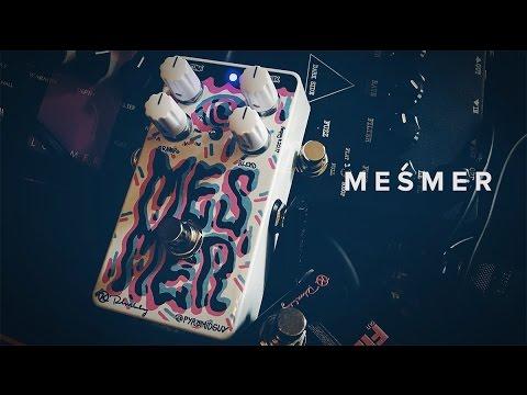 Keeley Electronics - Mesmer Astral Delay - Prototype Demo