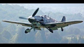Легендарный истребитель Ме 109(Bf.109)