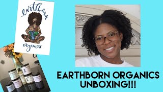Earthborn Organics Unboxing