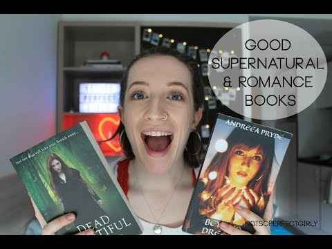 Good Supernatural & Romance Books for Young Adults ♡ | notsoperfectgirly